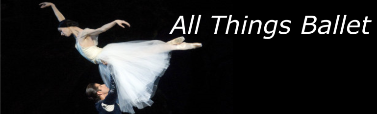 All Things Ballet | Home